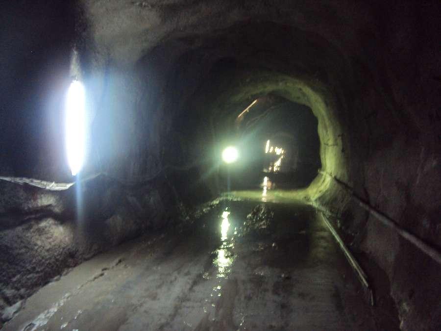 Túnel de Conducción Proyecto Hidroeléctrico Chamalecón
